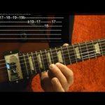 NOVEMBER RAIN - Solo 2 - Guns N Roses - Guitar Lesson - Slash