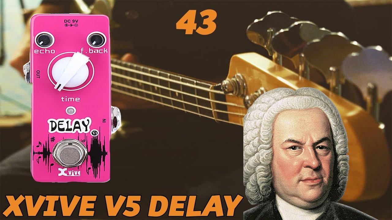 Нужен ли Delay басисту