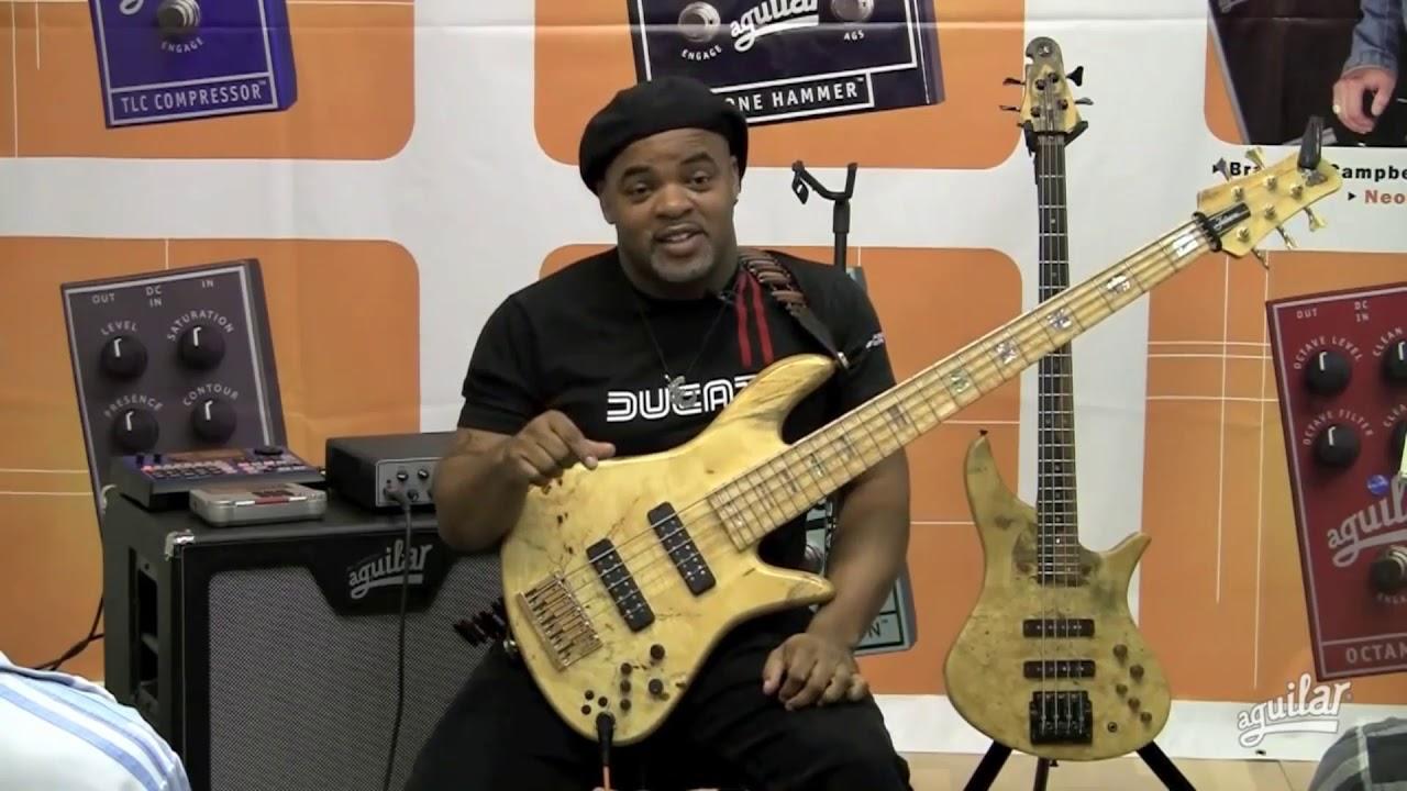 О фальшивых нотах и как с ними бороться - Anthony Wellington (урок бас гитара)