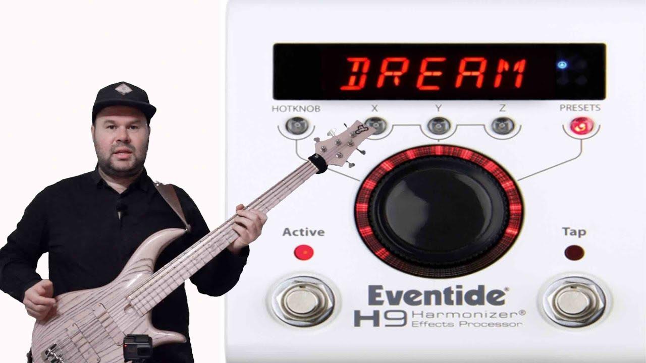 Обзор процессора эффектов Eventide H9 Harmonizer