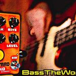 OKKO BASSTARD BASS OVERDRIVE DEMO BassTheWorld.com