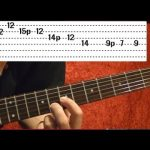 One Intro Solo — METALLICA — Guitar Lesson — EASY