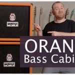ORANGE BASS CABINETS — OBC 410, 115 & 212
