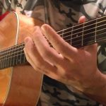 Original Blues Acoustic Guitar Solo by BobbyCrispy — In G Tuning