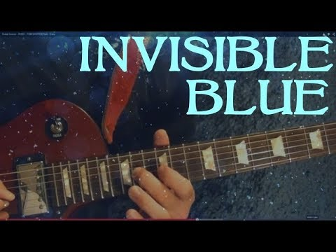 Original Guitar Intrumental - INVISIBLE BLUE