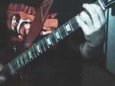 Original Heavy Metal Guitar Solo 'Infliction Injection'