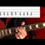 PARANOID Black Sabbath Guitar Lesson