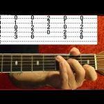 Patience — GUNS N' ROSES — Guitar Lesson — Beginners