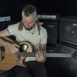 Percussive Acoustic Bass Lesson — Dmitry Lisenko