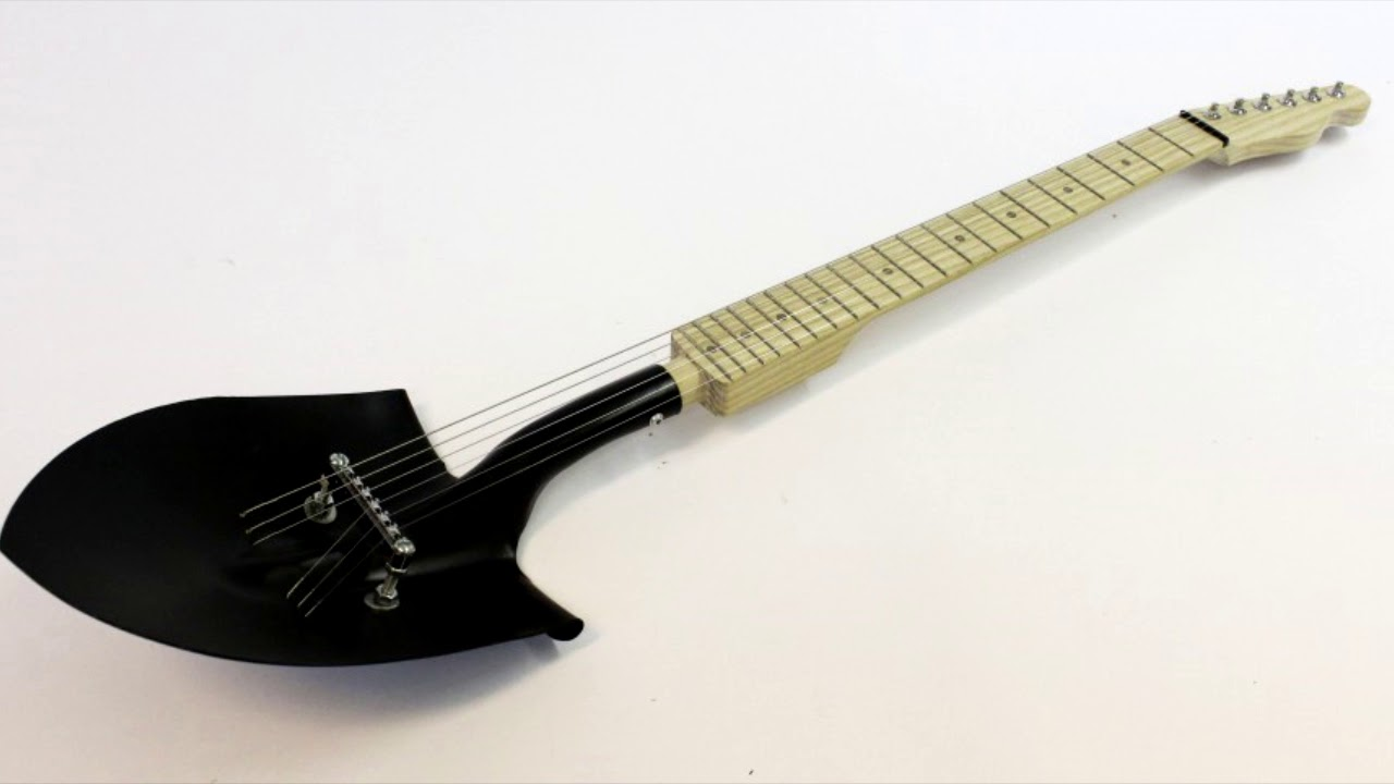 Первая в мире гитара - история музыкального инструмента
