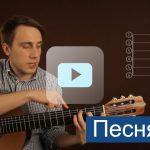 Песня 1 The cranberries — Zombie Уроки на гитаре с нуля для начинающих