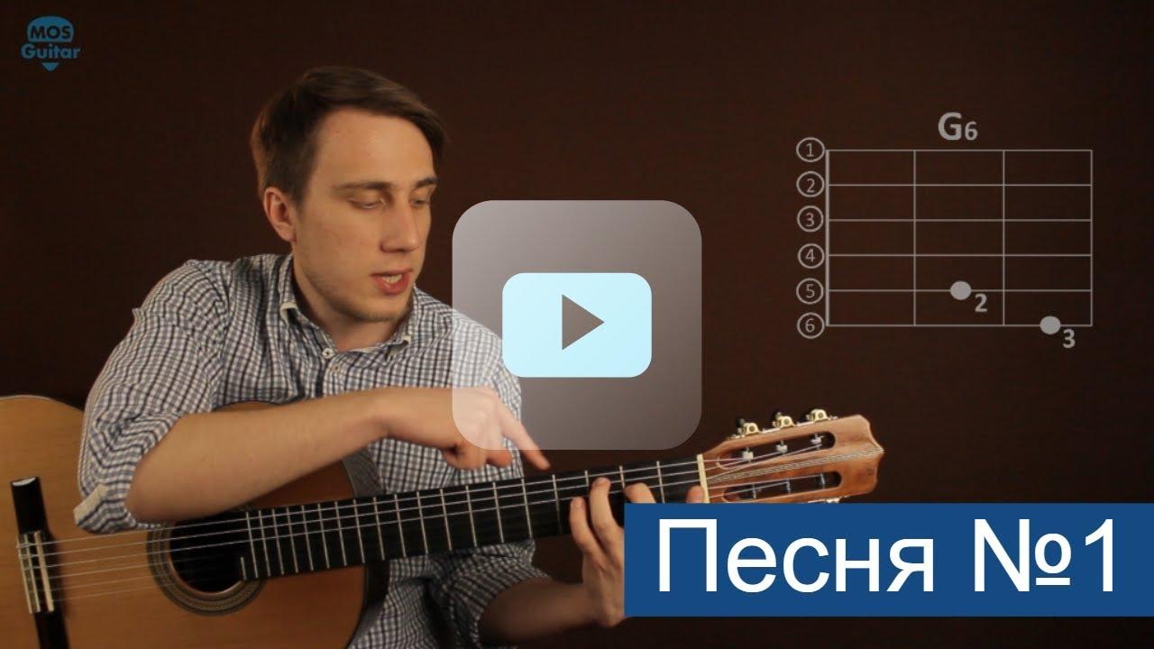 Песня 1 The cranberries - Zombie Уроки на гитаре с нуля для начинающих