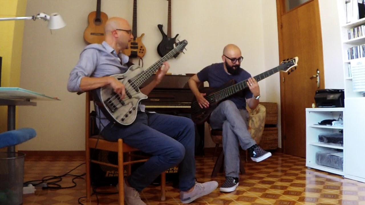 PIERLUIGI BALDUCCI & VIZ MAUROGIOVANNI - 'A Night In Tunisia'