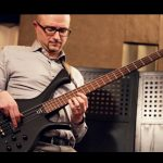 PIERLUIGI BALDUCCI — BASS IMPROVISATION OVER 2 MINOR CHORDS BassTheWorld.com