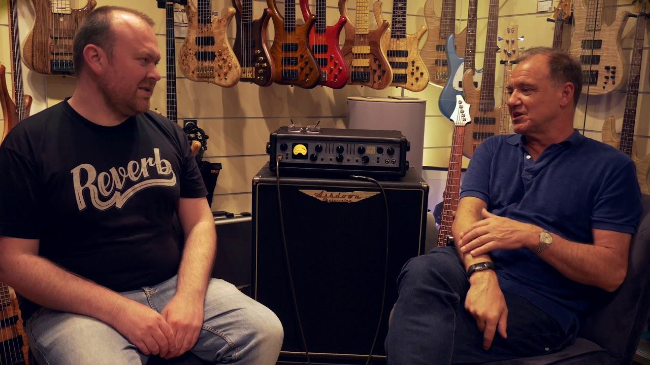 Pink Floyd Bassist Guy Pratt