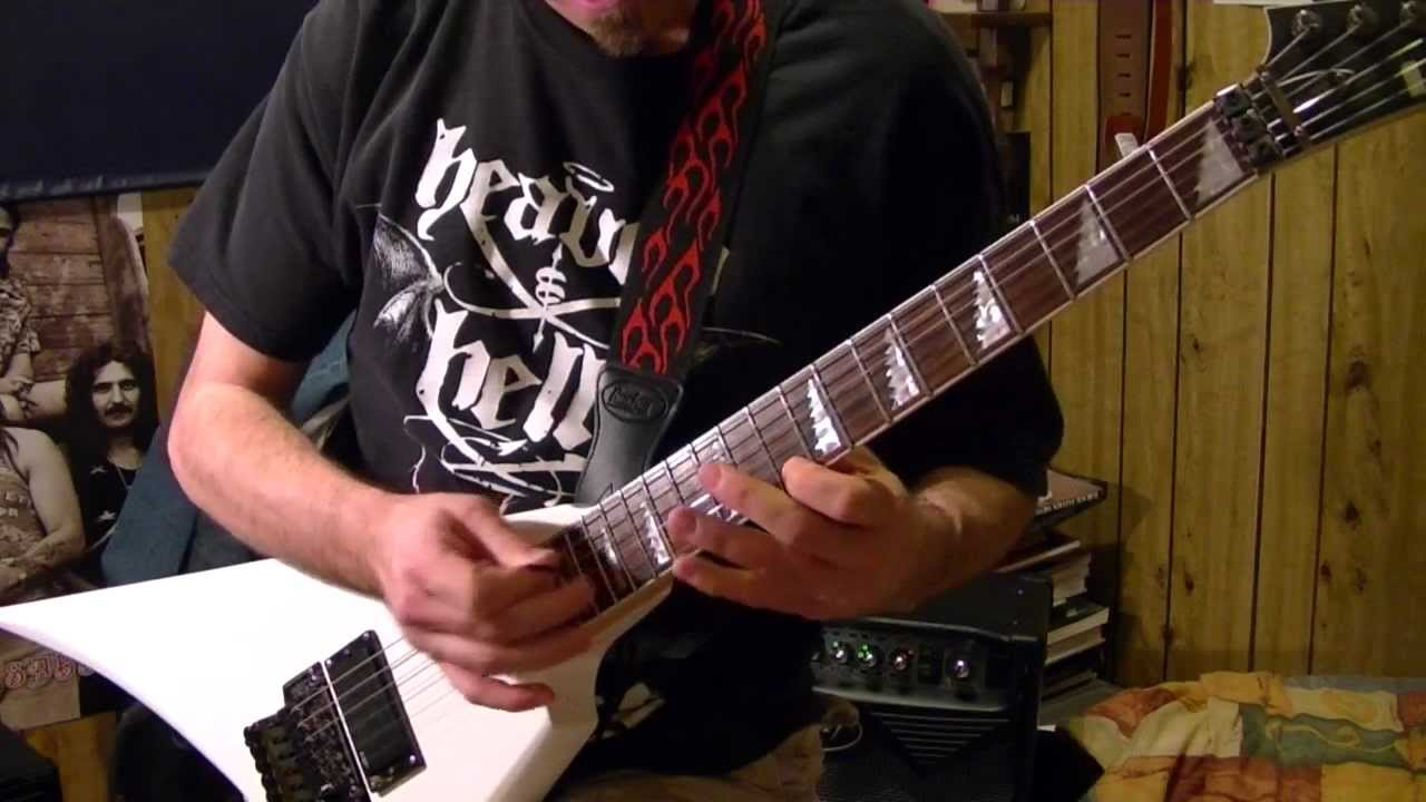 PIRATES OF THE CARIBBEAN - Heavy Metal Solo