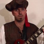 PIRATES OF THE CARIBBEAN Guitar Lesson He's a Pirate