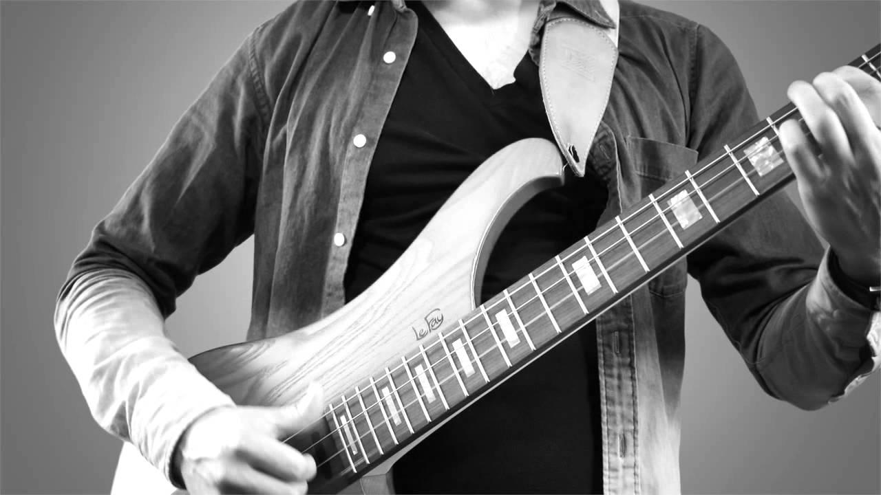 RESURRECTION - SOLO PICCOLO BASS BY CHARLES BERTHOUD BassTheWorld.com
