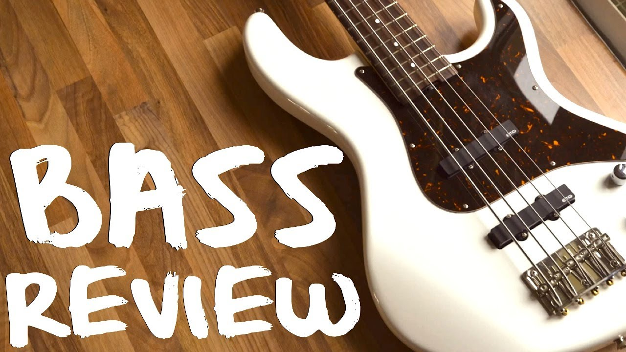 REVIEW FERNANDES RETROSPECT 5 DELUXE JP BASS BassTheWorld.com