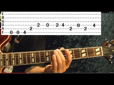Ring of Fire JOHNNY CASH Guitar Lesson - Beginners