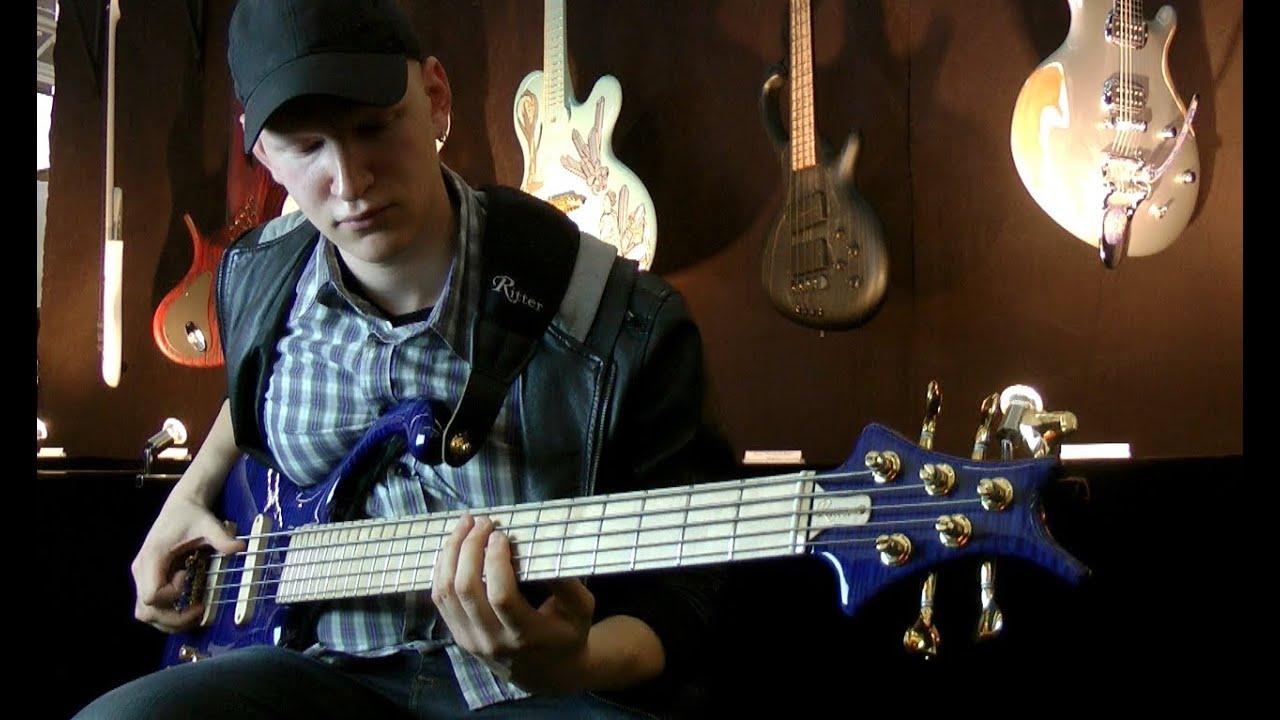 RITTER ROYA 5 BASS BassTheWorld.com