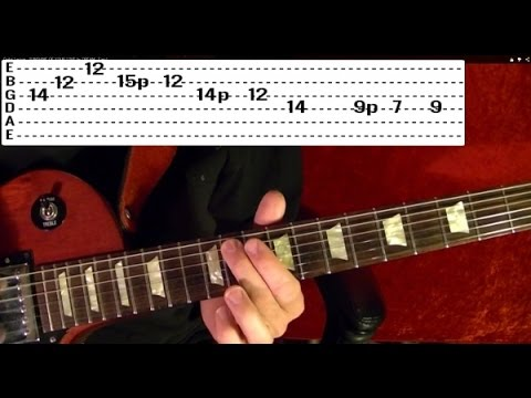ROCK and BLUES SOLOING - Easy Guitar Lesson