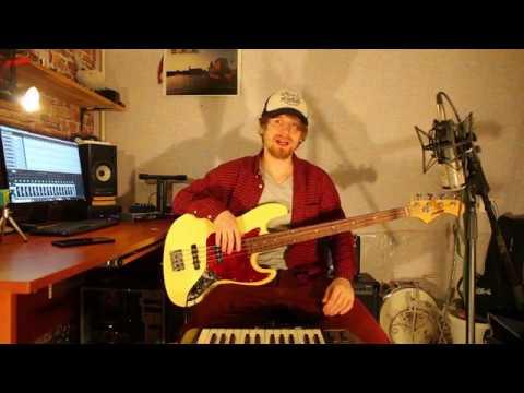 Самый бесполезный видеоурок по бас-гаитаре от Дмитрия Вячеславовича