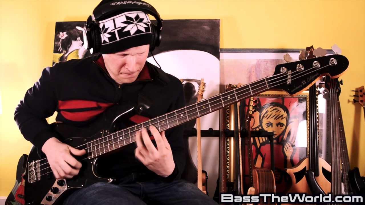 SANDBERG CALIFORNIA TT 4 BASS BassTheWorld.com