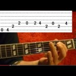 Satisfaction THE ROLLING STONES Guitar Lesson - Beginner
