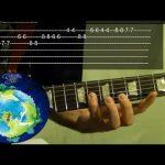Siberian Khatru Intro - YES - Guitar Lesson