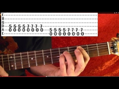 Smells Like Teen Spirit - NIRVANA - Guitar Lesson - Beginner