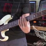 SolidGoldFX Beta Mk II Bass Overdrive