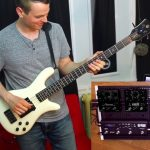 Source Audio Bass Pedal Demo — Nathan Navarro