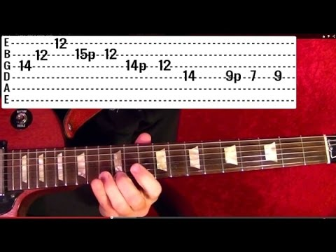 STAIRWAY TO HEAVEN - Solo - Guitar Lesson ( 2 of 3 )