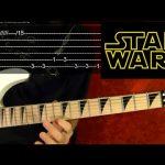 STAR WARS Guitar Lesson - Yoda's Theme