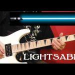 STAR WARS Lightsaber Sound Effect Lesson