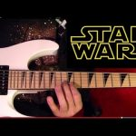 STAR WARS Main Theme - Guitar Lesson