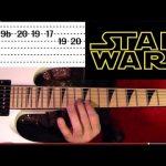 STAR WARS Main Theme Guitar Lesson