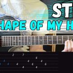Sting — Shape of my heart на гитаре. ПОДРОБНЫЙ Разбор от Гитар Ван
