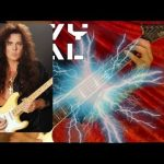 SUPER FAST GUITAR SHREDDING at 2X speed lol ( Ingwie Malmsteen Version ) by Bobby Crispy