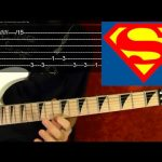SUPERMAN Theme - Guitar Lesson