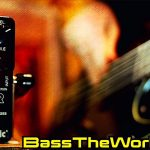 TC ELECTRONIC DARK MATTER DISTORTION BASS DEMO BassTheWorld.com