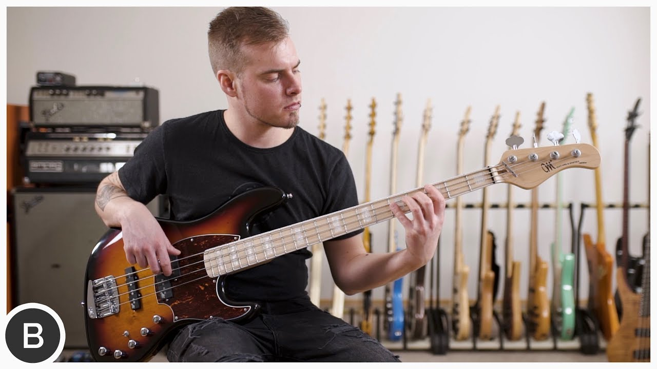 THE 'INSTANT SOUL MATE' BASS