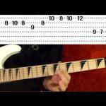 THE FINAL COUNTDOWN — Europe — Guitar Lesson