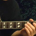 THE MAJOR SCALE Easy Guitar Lesson — Beginner