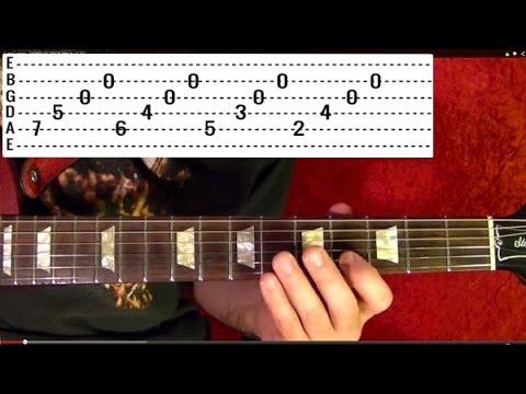 THE RAIN SONG Led Zeppelin ( 1 of 3 ) Guitar Lesson