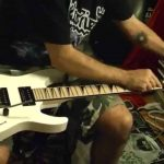 Time Lapse Photography CHANGING GUITAR STRINGS