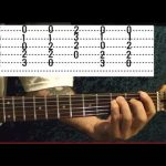 Twist and Shout - THE BEATLES - Guitar Lesson - Beginners
