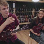Укулеле-концерт Sigma, обзор Вани и Насти www.gitaraclub.ru