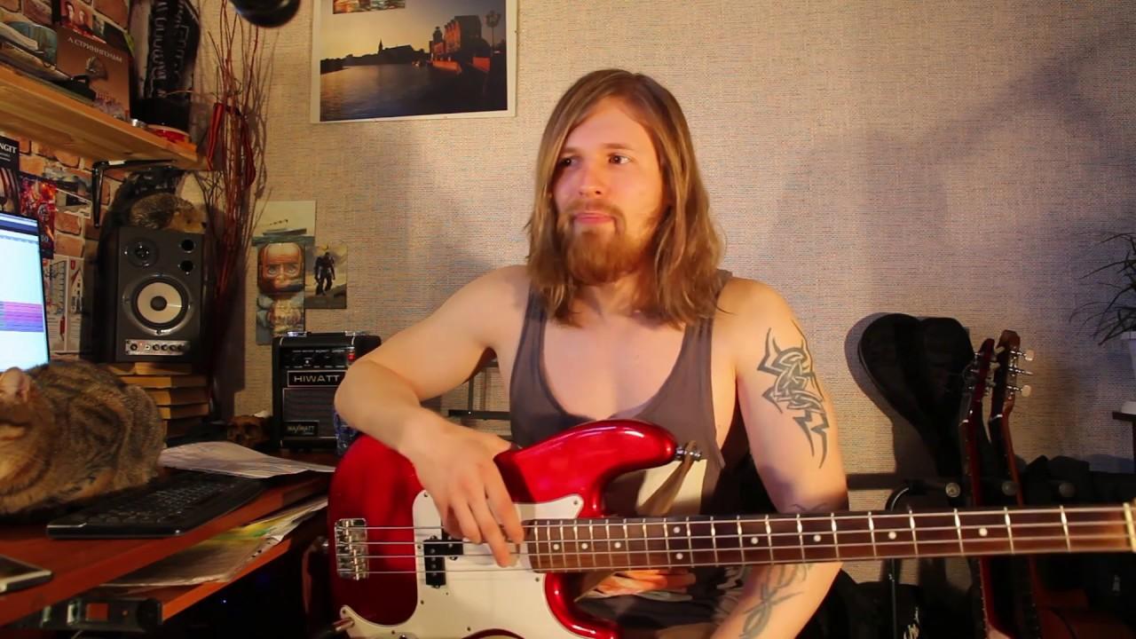 Упражнения на бас-гитаре на каждый день для недобасистов и лентяев.